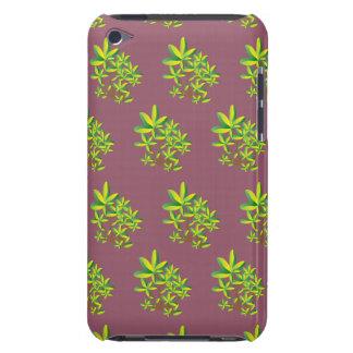 foliage lilac iPod Case-Mate case