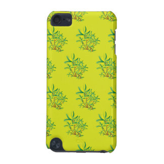 foliage lime green iPod touch 5G cover