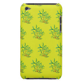 foliage lime green barely there iPod case