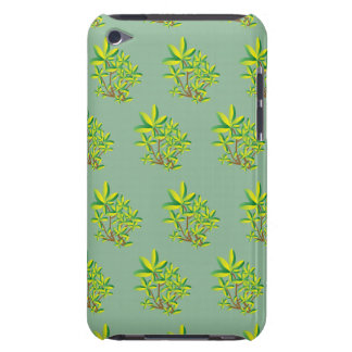 foliage mint barely there iPod covers