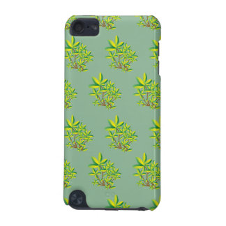 foliage mint iPod touch (5th generation) cases