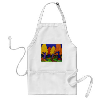Foliage of Vermont by Piliero Standard Apron