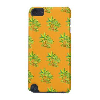 foliage orange iPod touch 5G cases