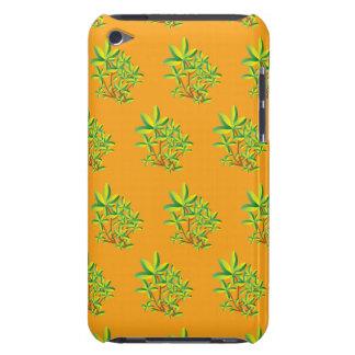foliage orange Case-Mate iPod touch case