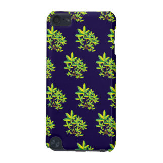 foliage purple iPod touch (5th generation) covers