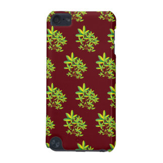 foliage red iPod touch 5G cover