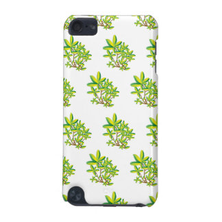 foliage w iPod touch 5G cover