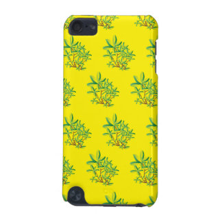 foliage yellow iPod touch 5G cover