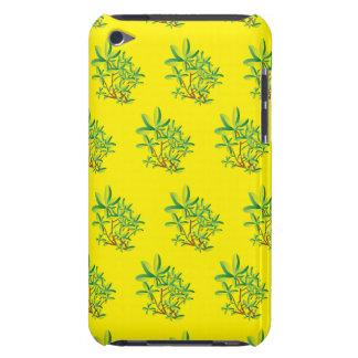 foliage yellow iPod Case-Mate case