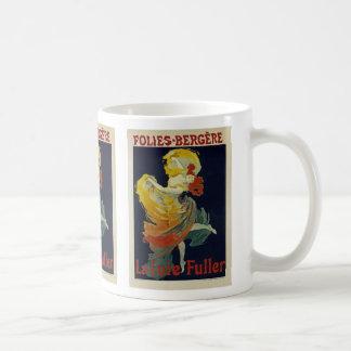 Folies Berger ~ La Loie Fuller Basic White Mug