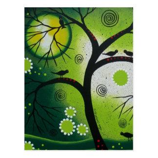 Folk Art BY LORI EVERETT Post Cards