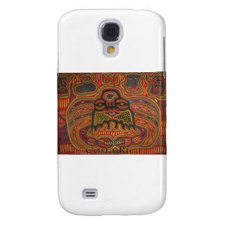 Folk Art Costa Rica Galaxy S4 Covers