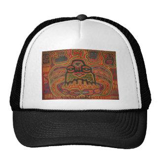 Folk Art Costa Rica Trucker Hats
