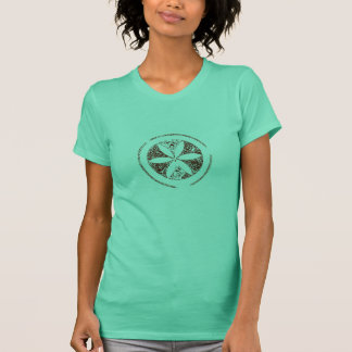 Folk Art Flower T-Shirt