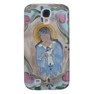 Folk Art Madonna Samsung Galaxy S4 Case