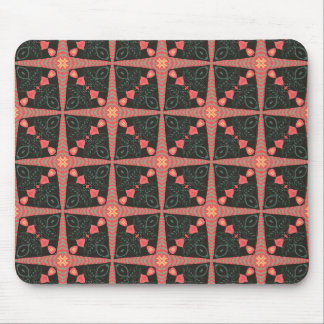 Folk Art Quilt Mouse Mat