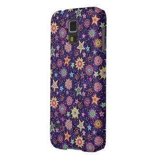 Folk Art Starry Sky Galaxy S5 Case