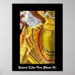 Folklorico Dance Poster