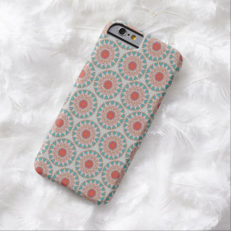 Folksy Floral Polka Dot iPhone 6 Case Barely There iPhone 6 Case