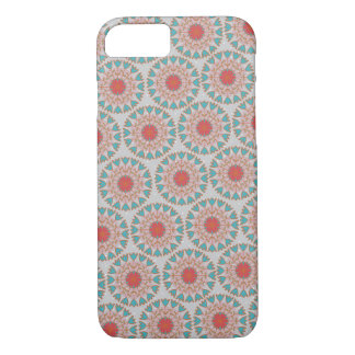Folksy Floral Polka Dot iPhone 7 Case