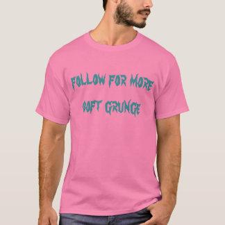 follow for more soft grunge T-Shirt