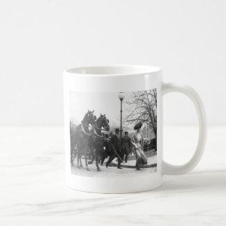 Follow Me Boys 1908 Coffee Mug