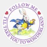 Follow me - I'll take you to Wonderland!
