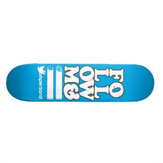 Follow Me Skate Deck