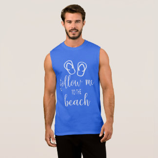 Follow Me to The Beach Summer Fun Tank