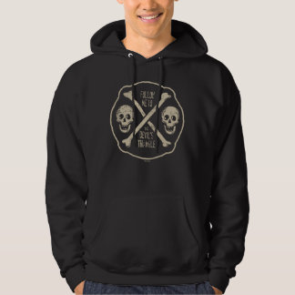 Follow Me To The Devil's Triangle Hoodie