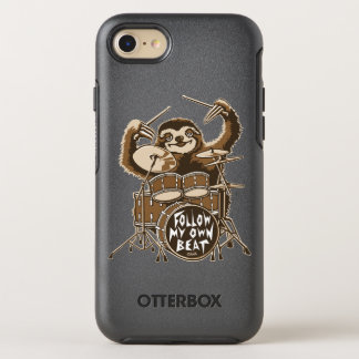 Follow my own beat OtterBox symmetry iPhone 8/7 case