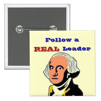 Follow REAL Leader button