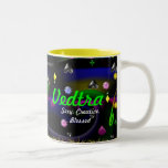 Follow Suit Two Toned Personalised Mug