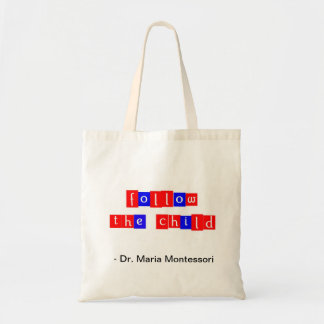 """Follow the child"" bag"