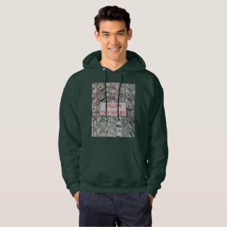 Follow the Money Green Sweatshirt