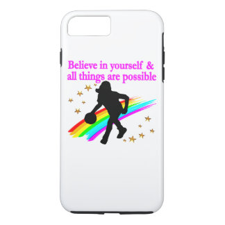 FOLLOW YOUR BASKETBALL DREAMS iPhone 7 PLUS CASE