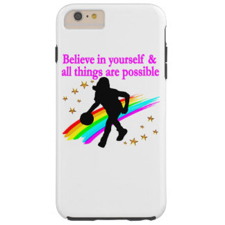 FOLLOW YOUR BASKETBALL DREAMS TOUGH iPhone 6 PLUS CASE