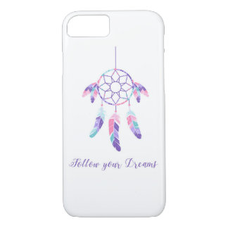 Follow Your Dreams Bohemian Iphone Case