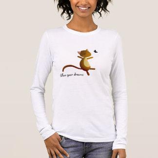 Follow your dreams - longsleeve long sleeve T-Shirt