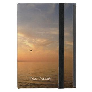 Follow Your Light - case iPad Mini Cover