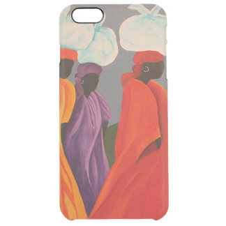 Following Anna 2006 Clear iPhone 6 Plus Case