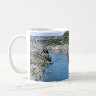 Folsom California: American River, Turkeys Coffee Mug