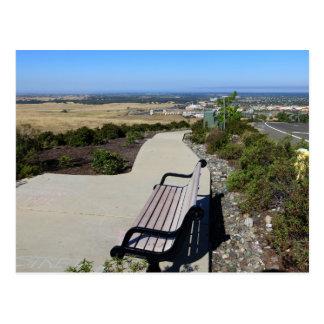 Folsom Icon: Vista of Sacramento Valley Postcard