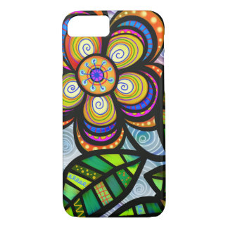 Folwers iPhone 7 Case