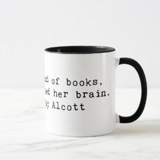 Fond of Books Mug