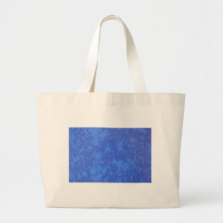 Fondo de colores azules bolsas de mano