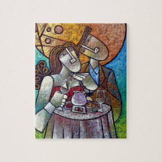 """""""Fondue d'Amour"""" by D. Esteves Puzzles"""