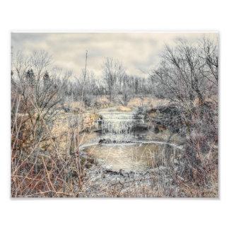 Fonferek Falls Print Art Photo