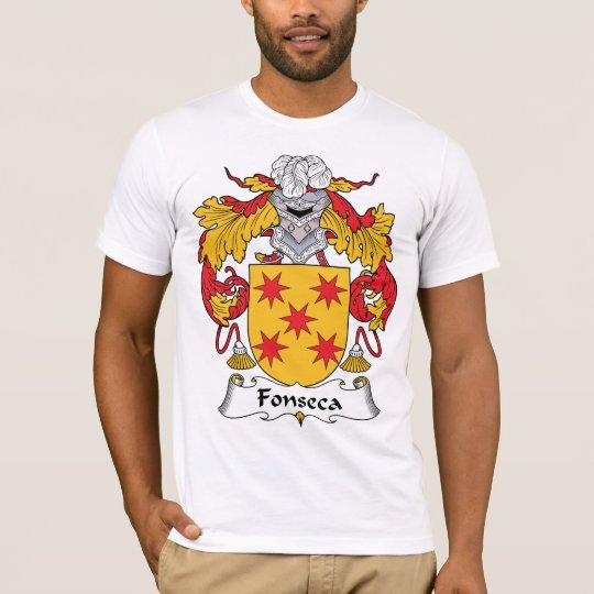 Fonseca Family Crest T-Shirt