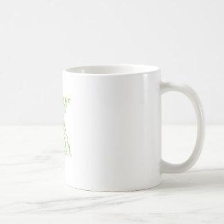 Font Fashion K Coffee Mug